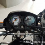 2017 Hero Splendor Plus BSIV at dealership instrumentation