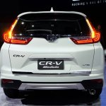 2017 Honda CR-V Modulo rear launched