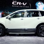 2017 Honda CR-V Modulo side launched