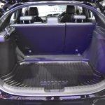 2017 Honda Civic Hatchback boot at the BIMS 2017