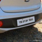 2017 Hyundai Grand i10 1.2 Diesel (facelift) bumper Review