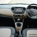 2017 Hyundai Grand i10 1.2 Diesel (facelift) dashboard Review