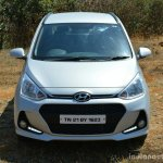 2017 Hyundai Grand i10 1.2 Diesel (facelift) front Review