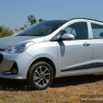 2017 Hyundai Grand i10 1.2 Diesel (facelift) front three quarter Review