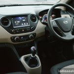 2017 Hyundai Grand i10 1.2 Diesel (facelift) interior Review