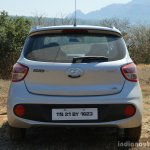 2017 Hyundai Grand i10 1.2 Diesel (facelift) rear Review