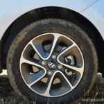 2017 Hyundai Grand i10 1.2 Diesel (facelift) wheel Review