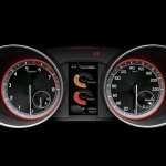 2017 (Maruti) Suzuki Swift Web Edition instrument cluster Italy