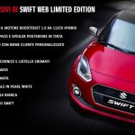 2017 (Maruti) Suzuki Swift Web Edition specs Italy