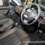 2017 Nissan Terrano (facelift) interior launched