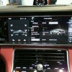 2017 Porsche Panamera PCM system