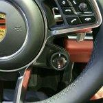 2017 Porsche Panamera drive mode selector