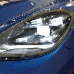 2017 Porsche Panamera headlamp