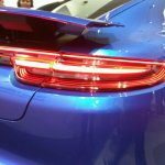 2017 Porsche Panamera right side tail lamp