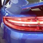 2017 Porsche Panamera tail lamp