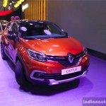 2017 Renault Captur (Facelift) front Geneva Motor Show Live