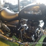 2017 Royal Enfield BSIV reaches dealership engine