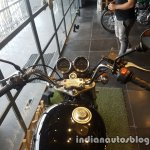 2017 Royal Enfield BSIV reaches dealership instrumentation