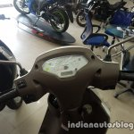 2017 Suzuki Access 125 BSIV at dealership instrumentation