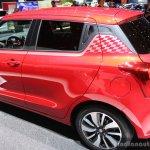 2017 Suzuki Swift (2017 Maruti Swift) door handle Geneva Live