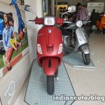 2017 Vespa SXL 150 BSIV at dealership front