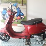 2017 Vespa SXL 150 BSIV at dealership side