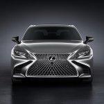 2018 Lexus LS front
