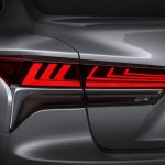2018 Lexus LS tail lamp