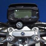 BMW G310R at BIMS 2017 instrumentation
