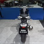 BMW G310R at BIMS 2017 rear