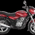 Bajaj Discover 125 Red