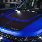 Chevrolet Colorado High Country STORM hood