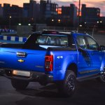 Chevrolet Colorado High Country STORM rear three quarters