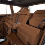 DC Design Lounge for the Toyota Innova Crysta seats