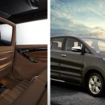 DC Design Lounge for the Toyota Innova Crysta
