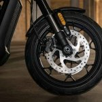 Harley Davidson Street Rod 750 front wheel