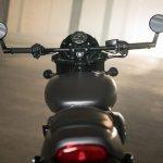 Harley Davidson Street Rod 750 handlebar