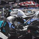Honda 150 SS Racer at BIMS 2017 side left