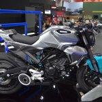 Honda 150 SS Racer at BIMS 2017 side