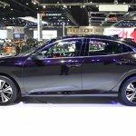 Honda Civic Hatchback side at the BIMS 2017