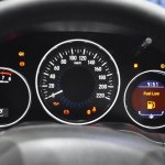 Honda HR-V instrument cluster showcased at the BIMS 2017