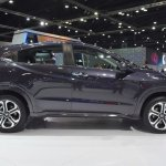 Honda HR-V side showcased at the BIMS 2017