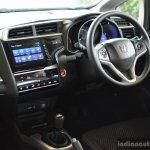Honda WR-V black interior First Drive Review