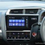 Honda WR-V center console First Drive Review