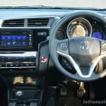Honda WR-V driver area First Drive Review