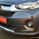 Honda WR-V front end First Drive Review