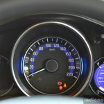 Honda WR-V instrument cluster First Drive Review