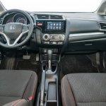 Honda WR-V interior brazil