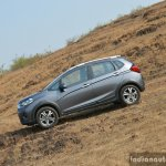 Honda WR-V profile First Drive Review