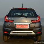 Honda WR-V rear First Drive Review